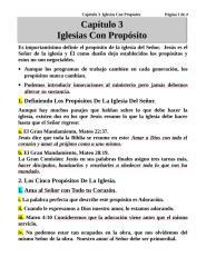 Capítulo 3  Iglesias Con Propósito.doc