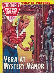 Schoolgirls' Picture Library 004 - Vera At Mystery Manor.cbr