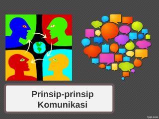 Pertemuan 5 Prinsip komunikasi.pptx
