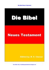 German Holy Bible New Testament  R S Chaves PDF.pdf