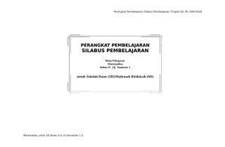 SILABUS MATEMATIKA.doc