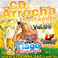 Dj Tiago Albuquerque Arrocha Sertanejo Vol