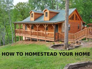 HOW TO HOMESTEAD YOUR HOME (1).pptx