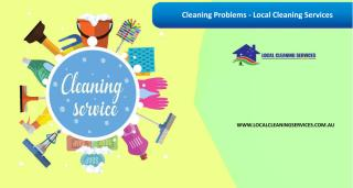 Cleaning Problems - Local Cleaning Services.pdf