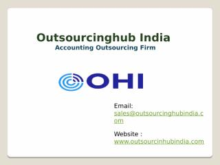 Accounting  Outsourcing and Bookkeeping Services  for Real Estate Accounting.pptx