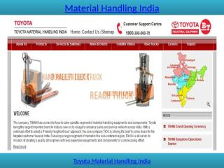Material Handling India.pptx