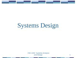 07_System_design.ppt