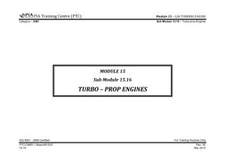 PTC B1.1 Notes - Sub Module 15.16 (Turbo-prop Engines).pdf