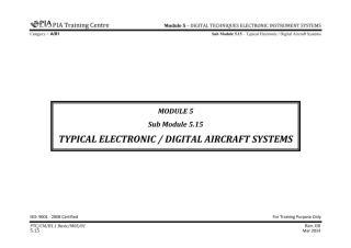 B1.1 Module 5 (Digital Techniques & Electronic Instrument System) Sub Module 5.15 (Typical Electro) Rev 00.pdf