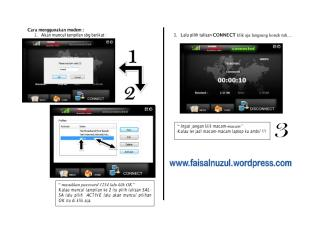 cara menggunakan modem flash.pdf