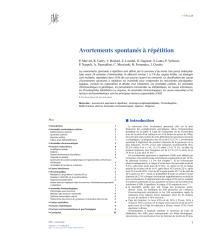 Avortements spontanés à répétition (1).pdf