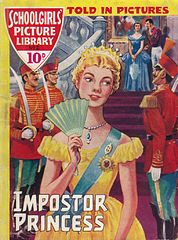 Schoolgirls' Picture Library 002 - Imposter Princess.cbr