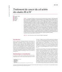Traitement du cancer du col utérin des stades III et IV.pdf