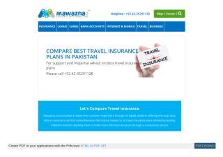 Travel Insurance In Pakistan.pdf