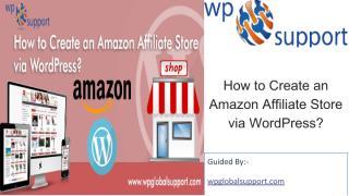 How to Create an Amazon Affiliate Store via WordPress.pdf