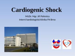 Cardiogenic shock - medici - 2009_2.ppt