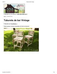 Taburete de bar Vintage.pdf