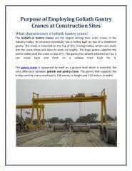 Purpose of Employing Goliath Gantry Cranes at Construction Sites.pdf