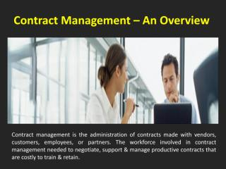 Contract Management – An Overview.pdf